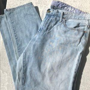 Gap Slouchy Skinny Jeans